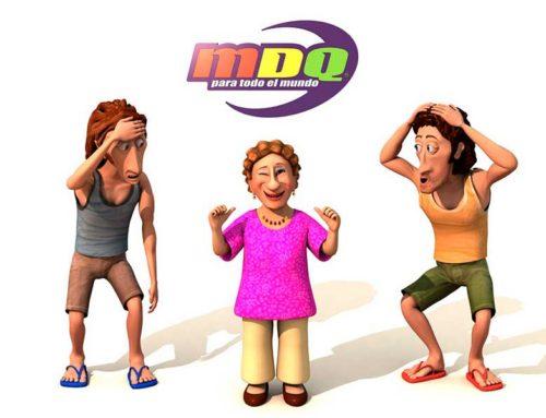 Animaciones de MDQ para todo el mundo