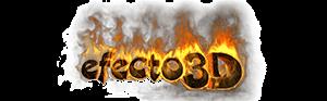 Logo Efecto3d